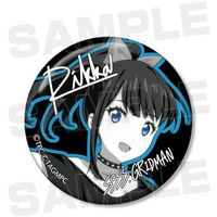 Trading Badge - Ultraman Series / Takarada Rikka