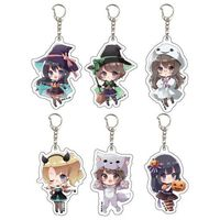 (Full Set) Acrylic Key Chain - Seishun Buta Yarou wa Bunny Girl-senpai no Yume wo Minai (Rascal Does Not Dream of Bunny Girl Senpai)