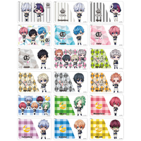 (Full Set) Card Stickers - B-Project: Kodou*Ambitious