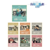 Trading Illustration Card - Star-Myu (High School Star Musical)