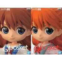 (Full Set) Q posket - Evangelion / Asuka Langley