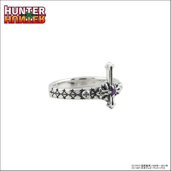 Ring - Hunter x Hunter / Chrollo Lucilfer Size-9