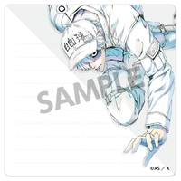 Sticky Note - Hataraku Saibou (Cells at Work!) / White Blood Cell