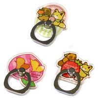 (Full Set) Smartphone Ring Holder - Tanuki to Kitsune