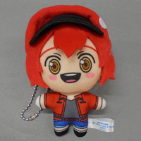 Key Chain - Hataraku Saibou (Cells at Work!) / Red Blood Cell (AE3803)