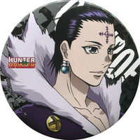 Badge - Hunter x Hunter / Chrollo Lucilfer