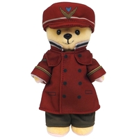 Plush Clothes - Clothes for Kumamate (No Plush) - Evangelion / Katsuragi Misato