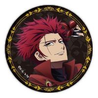 Badge - K / Suoh Mikoto