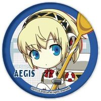 Badge - Persona3 / Aigis