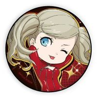 Badge - Persona5 / Takamaki Anne