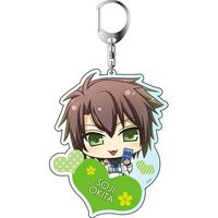 Big Key Chain - Hakuouki / Souji Okita