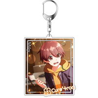 Big Key Chain - Band Yarouze! (Banyaro!) / Miley (Banyaro!) & Cure Cure Tron