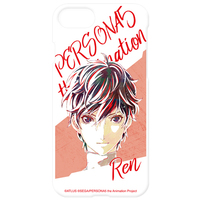 iPhone8 case - iPhone7 case - Ani-Art - Smartphone Cover - Persona5 / Protagonist