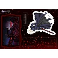 Illustrarion card - Acrylic stand - Fate/stay night / Saber Alter