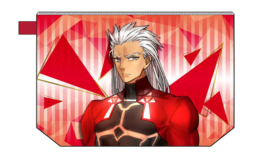 Pouch - Fate/EXTELLA / Nameless & Archer