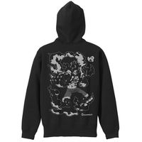 Hoodie - ONE PIECE / Monkey D Luffy Size-L