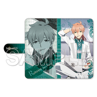 Smartphone Wallet Case for All Models - Fate/Grand Order / Romani Archaman