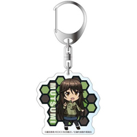 Acrylic Key Chain - Kyochuu Rettou (The Island of Giant Insects)