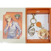 Illustrarion card - Charm Set - UtaPri / Ren Jinguji