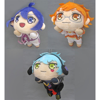 (Full Set) Plushie - King of Prism by Pretty Rhythm / Takadanobaba Joji & Juuouin Kakeru & Suzuno Yuu