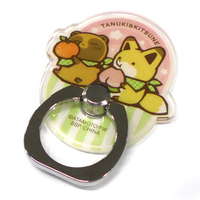 Smartphone Ring Holder - Tanuki to Kitsune