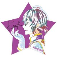 Ani-Art - King of Prism by Pretty Rhythm / Mihama Kouji