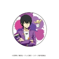 Badge - REBORN! / Kyoya Hibari