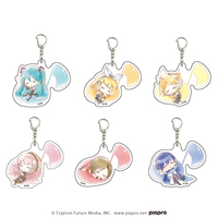 Acrylic Key Chain - VOCALOID