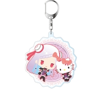 Big Key Chain - Hello Kitty / Shigemura Yuuna