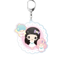 Big Key Chain - Sanrio / Yui (Sword Art Online)