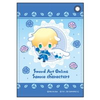 Commuter pass case - Cinnamoroll / Eugeo
