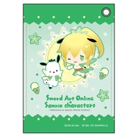 Commuter pass case - Sanrio / Leafa