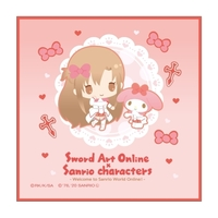 Hand Towel - My Melody / Asuna
