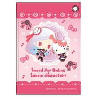 Commuter pass case - Hello Kitty / Shigemura Yuuna