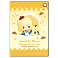 Commuter pass case - Pom Pom Purin / Alice Schuberg