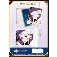 Card Stickers - Fate/Grand Order / Merlin