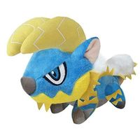 Plushie - MONSTER HUNTER / Jin'ouga