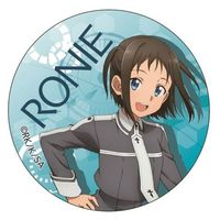 Badge - Sword Art Online / Ronnie