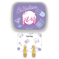 Earrings - Meitantei Conan / Haibara Ai