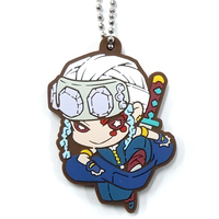 Rubber Strap - Demon Slayer / Uzui Tengen