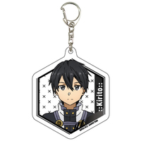 Acrylic Key Chain - Sword Art Online / Kirito