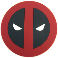 Rubber Coaster - Spiderman / Deadpool