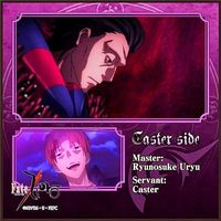 Microfiber Towel - Fate/stay night / Medea & Caster
