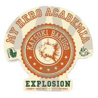 Stickers - My Hero Academia / Bakugou Katsuki