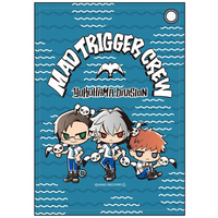 Commuter pass case - Sanrio / MAD TRIGGER CREW