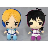(Full Set) Plushie - King of Prism by Pretty Rhythm / Mihama Kouji & Hayami Hiro