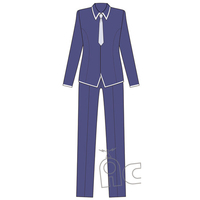 Costume Play - Fruits Basket / Souma Kyou & Souma Yuki Size-L