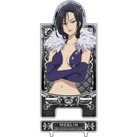 Acrylic stand - Smartphone Stand - The Seven Deadly Sins / Merlin