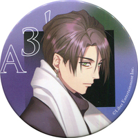 Badge - A3! / Guy & Winter Troupe & Autumn Troupe