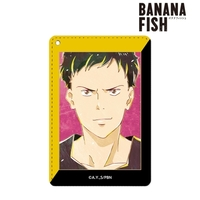Commuter pass case - Ani-Art - BANANA FISH / Sing Soo-Ling